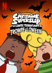Capitaine Superslip et le conte terrifiant du Trompe-loween