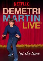 Demetri Martin: Live (At the Time)