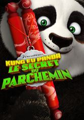 Kung Fu Panda: Le Secret du parchemin