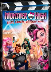 Monster High : Frissons, caméra, action !