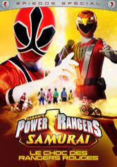 Power Rangers Samuraï : Le choc des Rangers Rouges