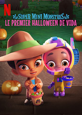 Super mini monstres : Le premier Halloween de Vida