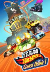 Team Hot Wheels - Crée la course ultime!