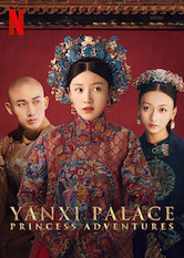 Yanxi Palace: Princess Adventures